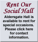 Aldersgate Hall Rental